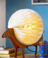 Buy Sheep Shape Desk and Floor Lamp online