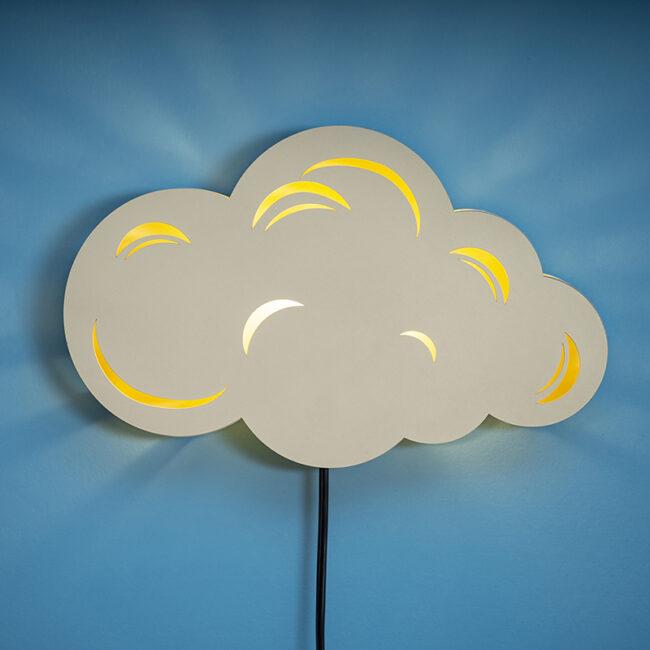 Buy Cloud Shape Wall Sconce Lamp online